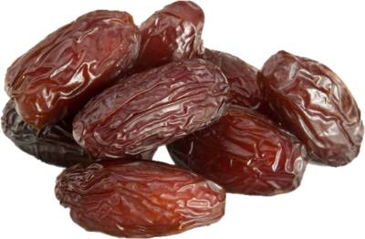 dates and saffron
